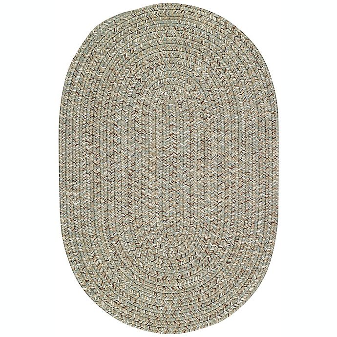 Alternate image 1 for Capel Rugs Sea Pottery Oval Rug