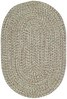 Capel Rugs Sea Pottery Oval Rug