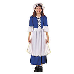 Little Colonial Miss Child's Halloween Costume