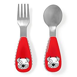 SKIP*HOP® Zootensils Dalmatian Fork & Spoon