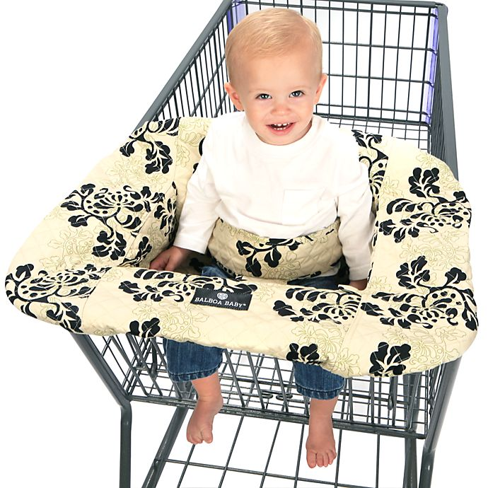 Admirable Balboa Baby Shopping Cart And High Chair Cover In Lola Spiritservingveterans Wood Chair Design Ideas Spiritservingveteransorg