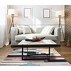 Home Dynamix Luna Multicolor2-Foot 3-Inch x 3-Foot 9-Inch Area Rug
