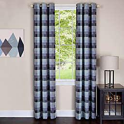 Achim Harvard Grommet Top Window Curtain Panel