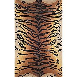 Tiger Rug in Brown