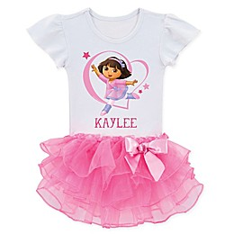 Dora the Explorer™ Dancer Tutu T-Shirt