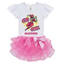 Power Rangers™ Go Girl Pink Ranger Tutu T-Shirt