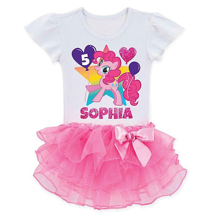 15f35133 My Little Pony Pinkie Pie Birthday Tutu T-Shirt | buybuy BABY