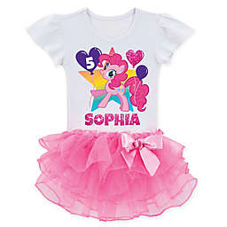 My Little Pony Pinkie Pie Birthday Tutu T-Shirt