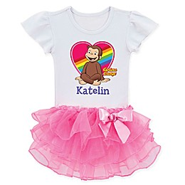 Curious George® Rainbow Tutu T-Shirt