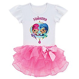 Shimmer and Shine™ Dazzling Duo Tutu T-Shirt