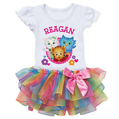 Daniel Tiger's Neighborhood™ Let's Play Tutu T-Shirt