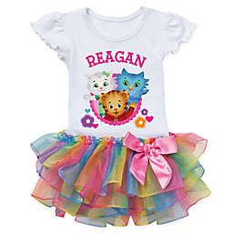 Daniel Tiger's Neighborhood™ Let's Play Rainbow Tutu T-Shirt