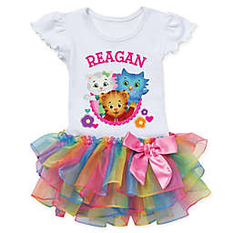 Daniel Tiger's Neighborhood™ Let's Play Rainbow Tutu T-Shirt