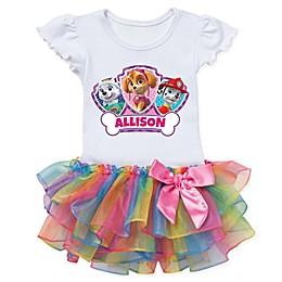 PAW Patrol™ Heroes Rainbow Tutu T-Shirt