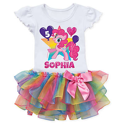 My Little Pony™ Pinkie Birthday Tutu T-Shirt
