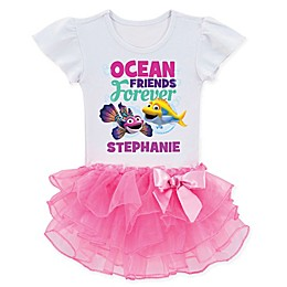 Splash and Bubbles™ Ocean Friends Tutu T-Shirt