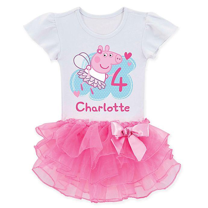 2530f62d Peppa Pig™ Birthday Fairy Tutu T-Shirt | buybuy BABY