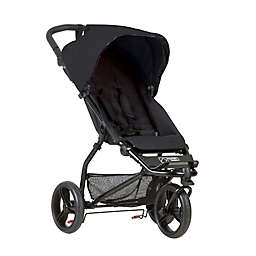 Mountain Buggy® Mini™ Stroller in Black