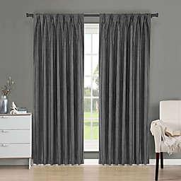 Brielle Fortune Back Tab Room Darkening Window Curtain Panel