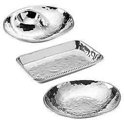 Wilton Armetale® River Rock Serveware Collection