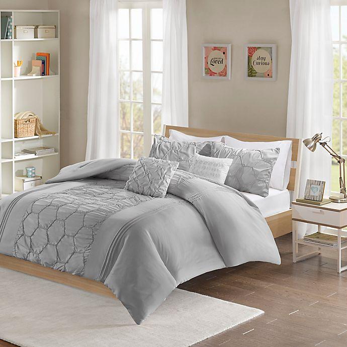 Alternate image 1 for Intelligent Design Carrie Comforter Set