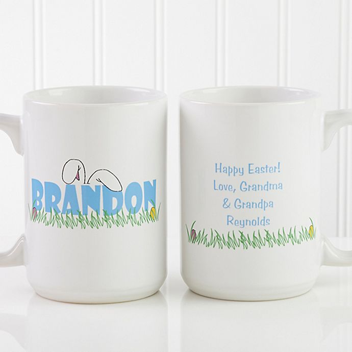 Alternate image 1 for Ears To You 15 oz. Coffee Mug in White