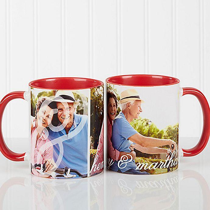 Alternate image 1 for You & I Photo Coffee Mug