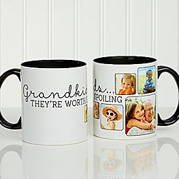 They're Worth Spoiling Photo Coffee Mug