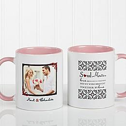 Soul Mates 11 oz. Photo Coffee Mug