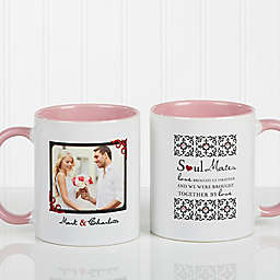 Soul Mates 11 oz. Photo Coffee Mug