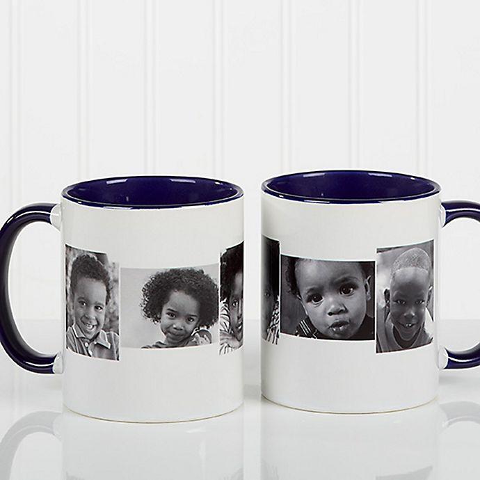 Alternate image 1 for 5-Photo Collage Coffee Mug