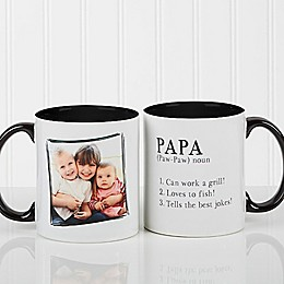Definition of Dad/Grandpa Coffee Mug