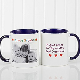 Photo Message Coffee Mug for Her
