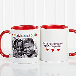 Photo Message  Coffee Mug for Him