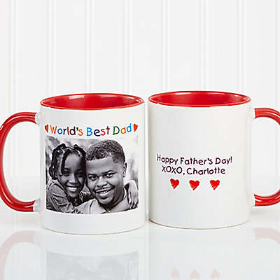 Photo Message  Coffee Mug for Him