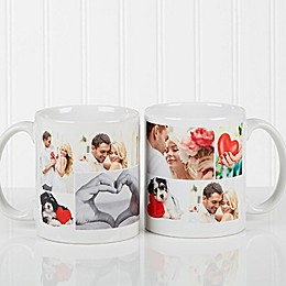 Create A Photo Collage Coffee Mug