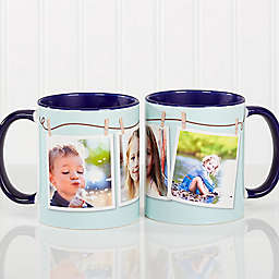 3 Photo Collage Coffee Mug