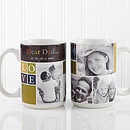 Photo Fun for Him 15 oz. Photo Coffee Mug in White