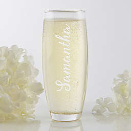 Signature Toast Stemless Champagne Flute