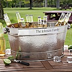 Hampton Collection Party Tub