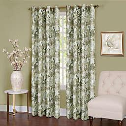 Tranquil Grommet Room Darkening Window Curtain Panel (Single)