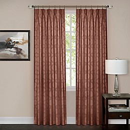 Windsor Pinch Pleat Rod Pocket/Back Tab Window Curtain Panel