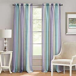 Achim Spectrum Rod Pocket Window Curtain Panel