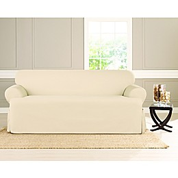 Sure Fit® Heavyweight T Sofa Cover