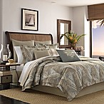 Tommy Bahama® Raffia Palms Full/Queen Duvet Cover in Pewter