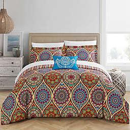 Chic Home Jory 6-Piece Duvet Cover Set