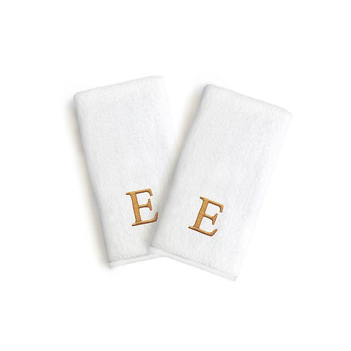 Alternate image 1 for Linum Home Textiles Bridal Monogram Letter \