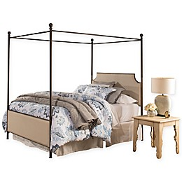 Hillsdale Furniture McArthur Metal Canopy Bed