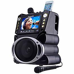 Karaoke USA DVD/CDG/MP3G Karaoke Machine with Screen/Bluetooth