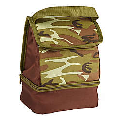 Fit & Fresh® Austin Abstract Camouflage Insulated Lunch Bag
